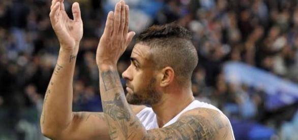 Maurício já fez três jogos pela Lazio