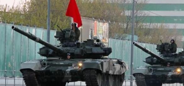 Rebeldes ucranianos preparam ataque final.