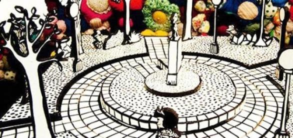 Um pedacinho do mundo de Mafalda