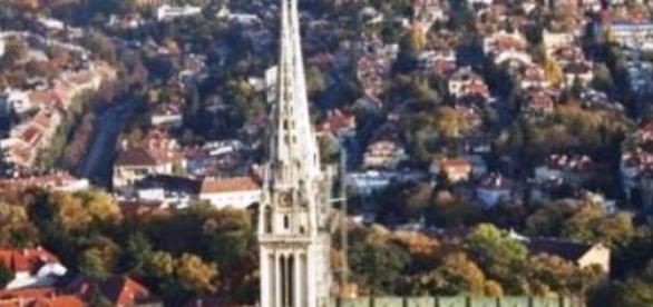 Zagrebg, a bela capital da Croácia