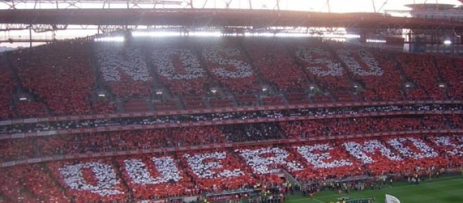 Benfica carimbou na Luz passaporte para a final.