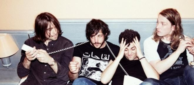 The Vaccines confirmados para o SBSR 2015
