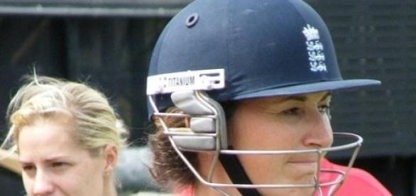 Charlotte Edwards played a captain's knock