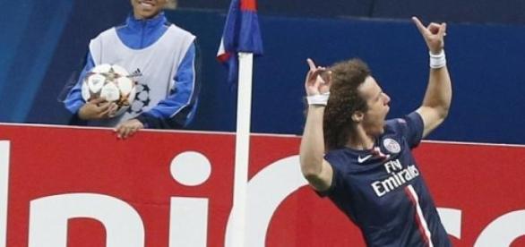 David Luiz se teme de Chelsea
