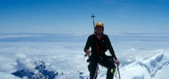 Erik pe muntele Everest, invingator