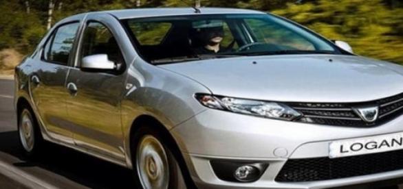 Noul model Dacia Logan