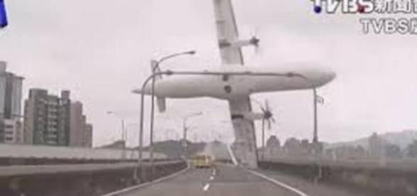 TransAsia: airplane crash
