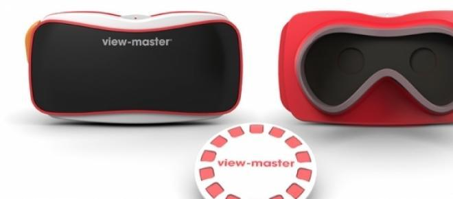The new View-Master by Mattel and Google will introduce a digital experience in an otherwise very simple toy, that has been around for many decades.