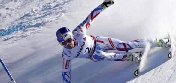 Alexis Pinturault remporte la médaille de bronze.