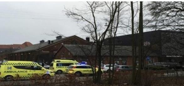 atac terorist la o cafenea din Copenhaga