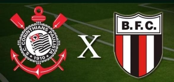 Corinthians e Botafogo jogaram pela 5ª rodada