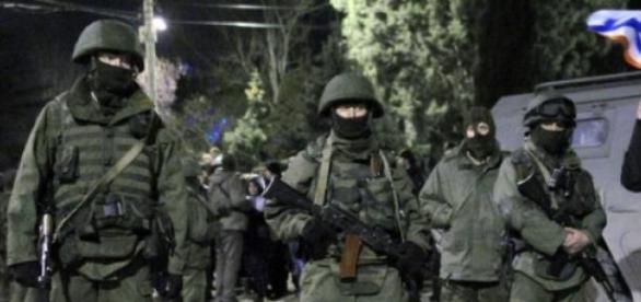 Rusia a declarat razboi!