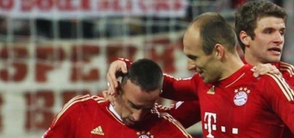 Bayern Munchen face ravagii.