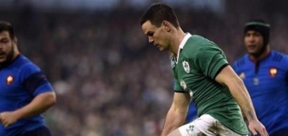 Jonathan Sexton scored 15 points for Ireland