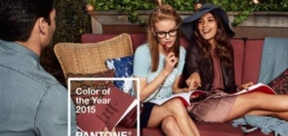 Marsala culoarea vedeta a anului 2015