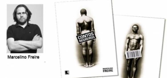 Capa e contra-capa do livro Contos Negreiros