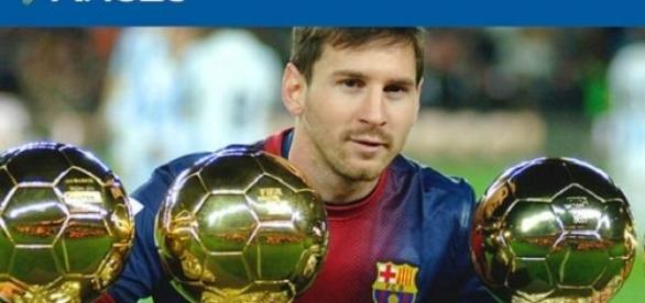 Hat-trick for Messi on 300th Barca La Liga match