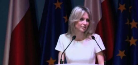 Magdalena Ogórek / fot. TVP/x-news