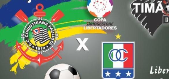 Once Caldas 1x1 Corinthians