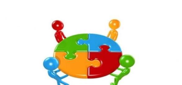 A força do trabalho colaborativo