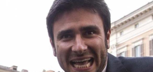 Alessandro Di Battista, esponente di spicco M5S