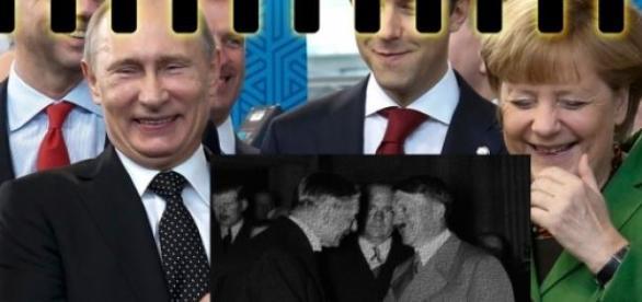Analogie Putina i Hitlera