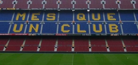 Camp Nou não será, para já, parcialmente encerrado