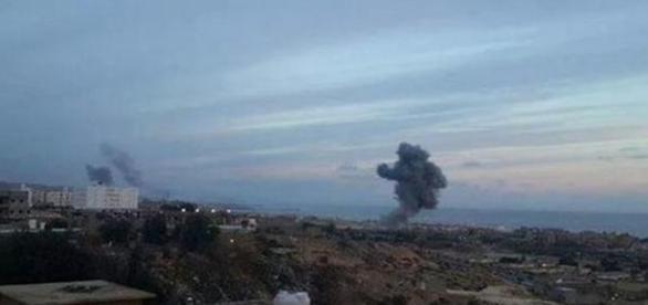 Egipto bombardea posiciones del Estado Islámico