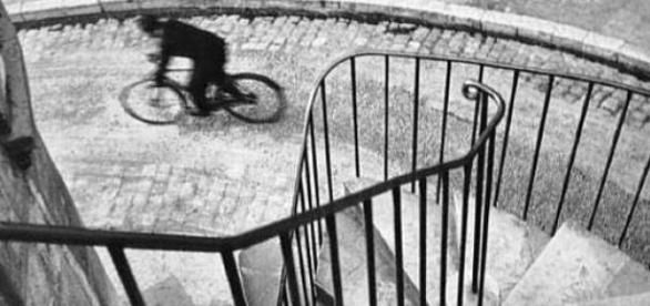 Imagem clássica de Henri Cartier-Bresson