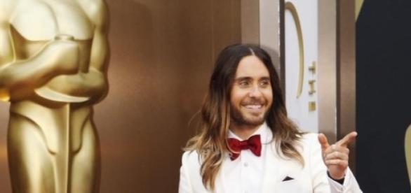 Jared Leto bei den Oscars 2014