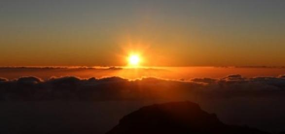 Nascer do Sol no Pico Ruivo