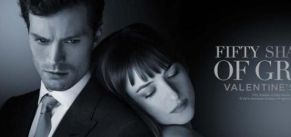 """50 Sombras de Grey"", o filme."