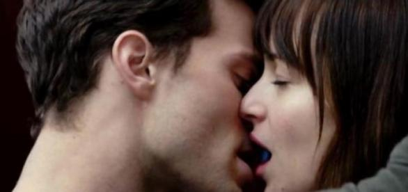 Christian Grey i Anastasia Steele