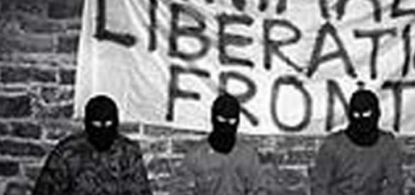 Des militants cagoulés de l'ALF