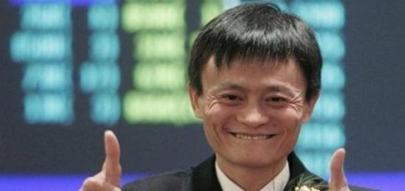 Jack Ka fondatorul Alibaba