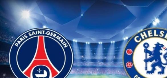 PSG - Chelsea 1/8 finału Ligii Mistrzów
