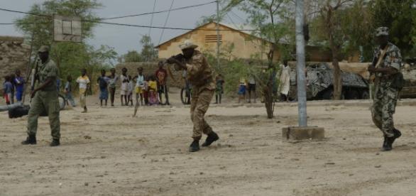 Tchad et Boko Haram - international CC BY