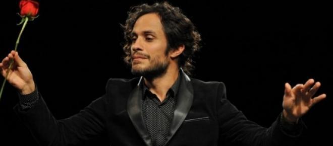 El actor mexicano repite en 'Mozart in the Jungle´