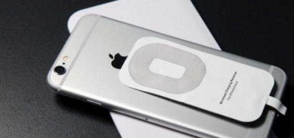 Carga inalámbrica iPhone 6