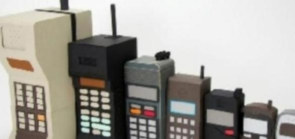 Evolutia considerabila a telefoanelor mobile