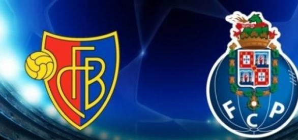 FC Basel podejmowało FC Porto