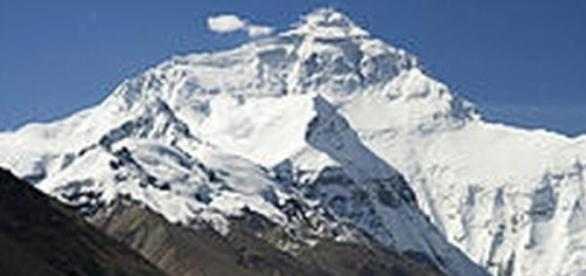 Himalaje, Mont Everest Fot. Wikimedia Commons