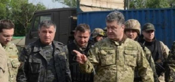 Poroschenko - Aussicht auf Frieden?