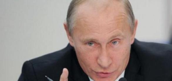 Vladimir Putin acuza SUA