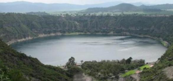 Abandonan Cantona tras 650 años de sequía
