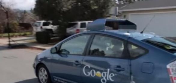 Automóvel autónomo da Google