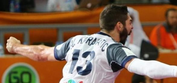 Karabatic dezlantuit in finala CM de handbal