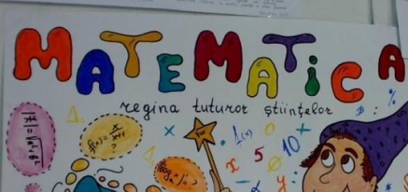 Matematica creeaza probleme in randul elevilor
