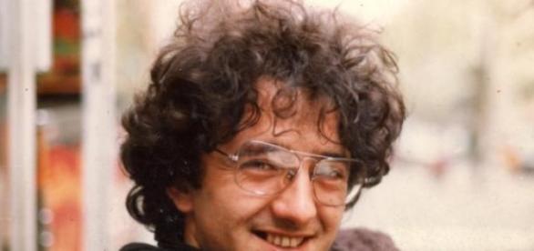 Roberto Bolaño, autor do livro 2666