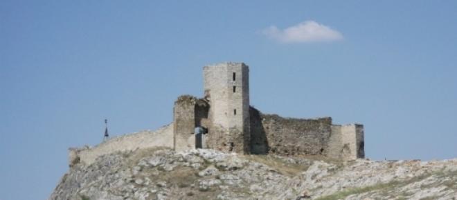Vedere panoramica a obiectivului turistic